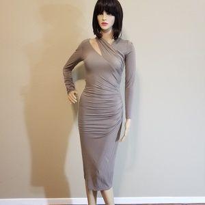 MARCIANO Mushroom Dress